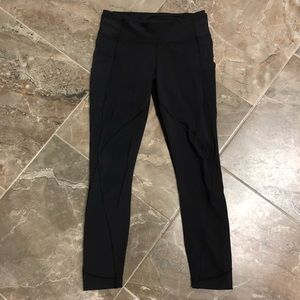 Lululemon full length leggings size 6!